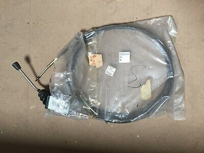 JCB genuine ex MOD control cable assy with control box D10