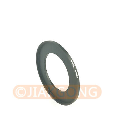 49mm-72mm 49-72 mm Step Up Filter Ring Stepping Adapter