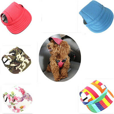 Pet Dog Hat Baseball Cap Windproof Travel Sports Sun Hats for Puppy Baseball Hat