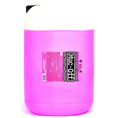 Muc-Off Nano Tech Motorcycle Cleaner - 25 Litre Drum