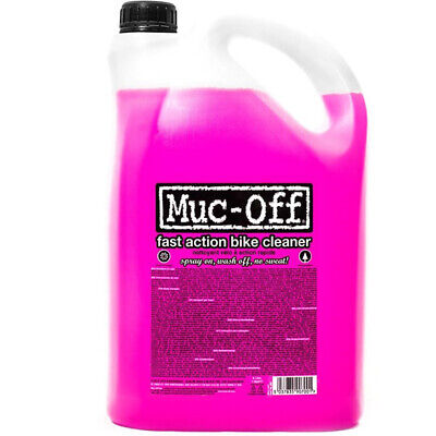 Muc-Off Nano Tech Motorcycle Cleaner - 5 Litres