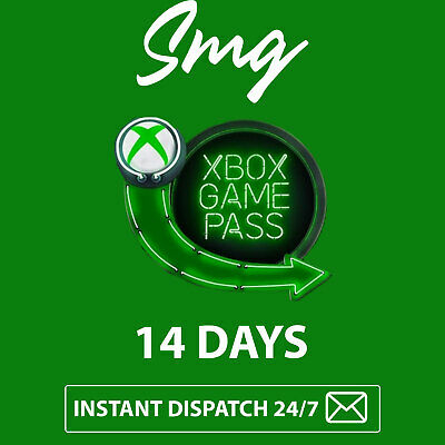 Xbox Game Pass 14 Day Trial Subscription Code Xbox One INSTANT DISPATCH