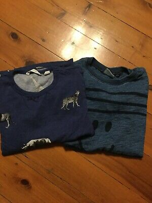 Boys Tshirts Size 4 Country Road, Cotton On Good Cnd