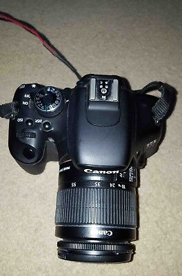 Canon Digital SLR Camera - EOS T3i - REBEL Edition / 18Mp / 9-point AF system