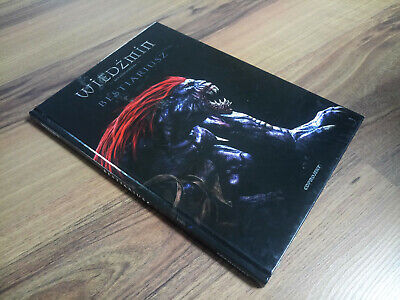 The Witcher 1 Bestiary Collector's Edition Polish Exclusive - Ultra Rare !