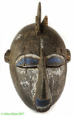 Bamana Kore Society Mask African Art SALE WAS $295.00