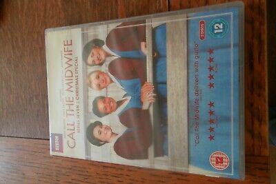 Call The Midwife - Series 7 includes Christmas Special [2018] (DVD), region two.