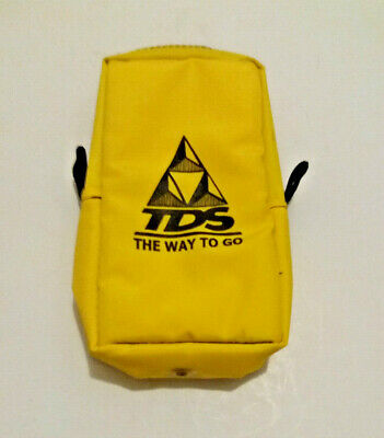 TDS/Tripod Data Systems Yellow Soft Carry Case 8x4x2