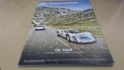 2014 Awesome L@@K Porsche Christophorus Magazine English #368  4
