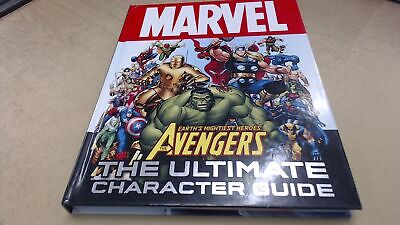 Marvel Avengers: The Ultimate Character Guide, Alan Cowsill, DK P