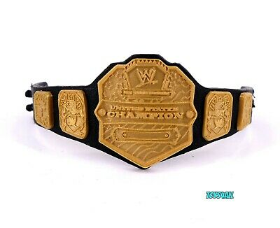 10pcs WWE Championship Toy Belt for wwe 7 inch Action Figure Heavyweight gold