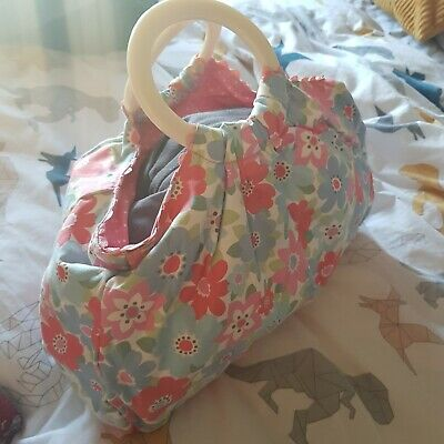 catch kidston knitting bag excellent condition