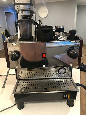 Used Bo-ema commercial grade coffee machine