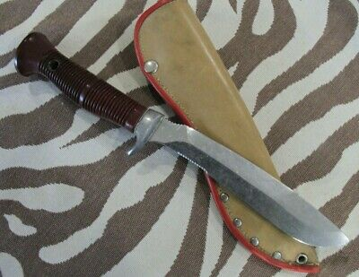 Vintage Puma Sea Hunter 6363 - Used In Great Condition - German Made Rare Knife