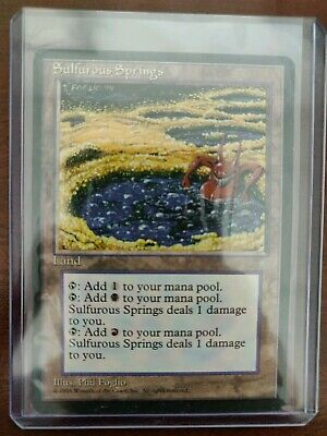 Land Alliances Mtg Magic Rare 1x x1 1 Kjeldoran Outpost