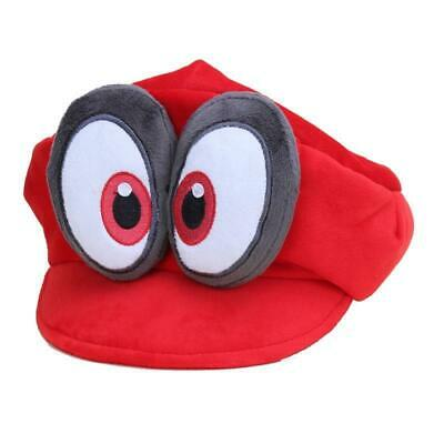 Game Super Mario Odyssey Hat Adult Kids Anime Cosplay Caps Super Mario Bros Plus