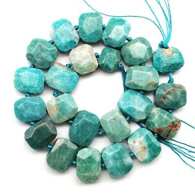 1Strand 8x5mm Natural Amazonite Gem Rondelle Loose bead 15.5inch yl062211