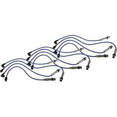 3x Original SCT Zündkabelsatz Zuendkabel PS 61255 Ignition Wire Set