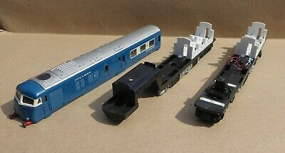 X56 #  HORNBY TRIANG  COLLECTOR PLATE  AND PICKUP          T18E