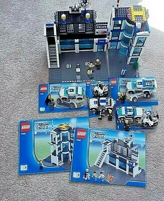 NEW THE LEGO CITY SPECIAL LIMITED EDN MAGAZINE EDS 6 /& 8 2 MINIFIGURES MITB