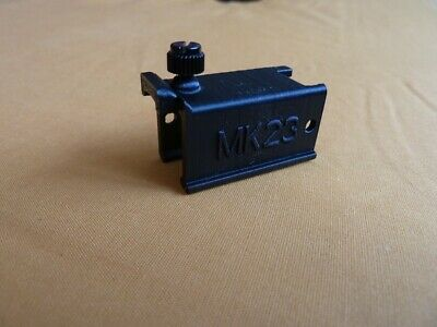Airsoft Tokyo Marui Mk23 Dust Cover, enhanced, with hop up adjuster