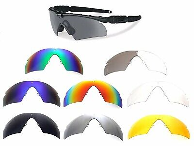 Galaxy Replacement Lens For Oakley Si Ballistic M Frame 3.0 Z87 Multi-Selection