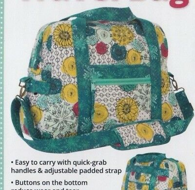 PATTERN - Ultimate Travel Bag - handy PATTERN - Patterns By Annie