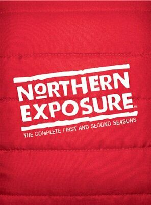 Northern Exposure - The Complete First and Second Season (DVD, 4-Disc Set) RARE!
