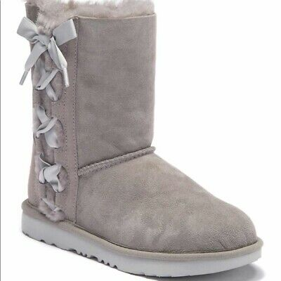 a6ed0043043 UGG $130 1017737T Toddler's Pala Water Resistant Grey Boots SZ 6 NIB