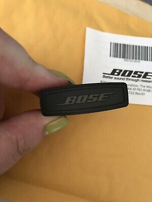 BOSE Airline adapter for QC3 QC25 QC35 Quiet Comfort - Brand New Genuine Bose