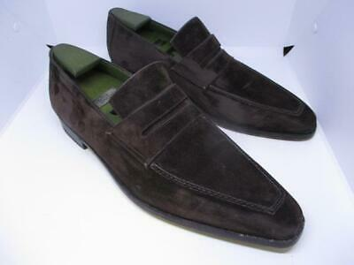 2a82b1499b520 AUTHENTIC BONTONI SHOES mens size 7.5 US or 40,5 brown formal ...