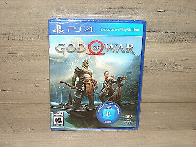 GOD OF WAR - PS4 GAME  Read before buying!!!