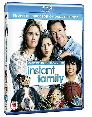 INSTANT FAMILY BLU-RAY **Brand New & Sealed**