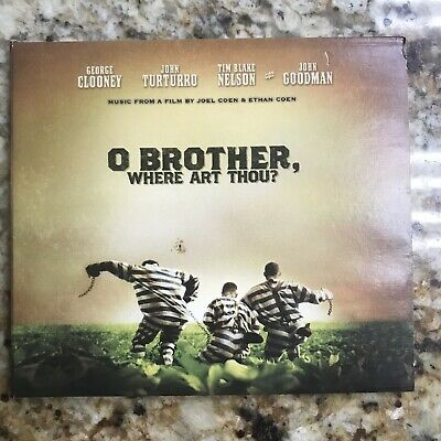 O Brother, Where Art Thou? Soundtrack - Various Artists CD Very Good Condition