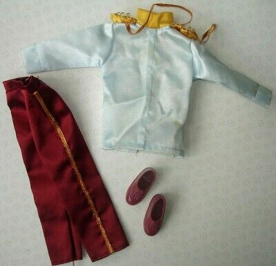 Barbie Ken / Simba Disney Boy Doll Clothes - Prince Charming Outfit & Shoes