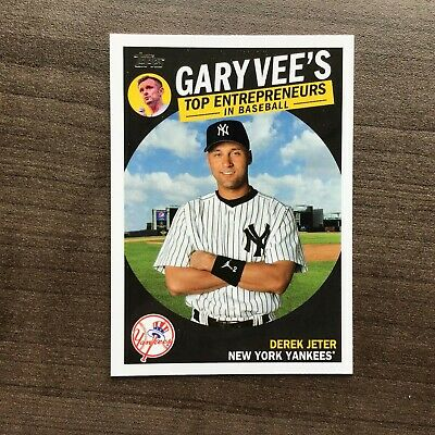 2019 Topps Series 2 Gary Vee's Top Entrepreneurs Insert ~ Pick your Card