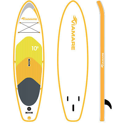 Stand up Paddle Board aufblasbar SUP Board Set VIAMARE 330 cm inflatable