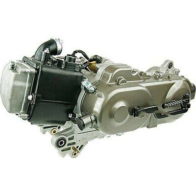 Motor komplett 10 Zoll engine complete inch Zongshen China Motor Cab QMB139 GY6