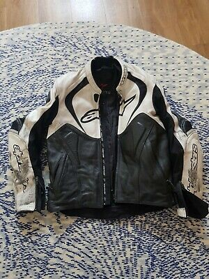 Alpinestars leathers 2 piece