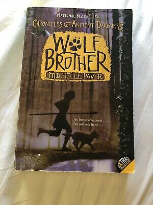 Wolf Brother By Michelle Paver (book)
