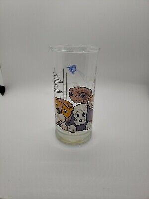 E.T. Extra Terrestrial 1982 Pizza Hut Cup Glass Home Collector Promo VTG