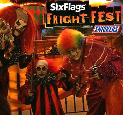 Six Flags Great America Fright Fest Illinois Ticket Savings Promo Discount Tool