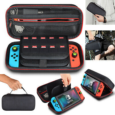 For Nintendo Switch Hard Shell Carrying Case Travel Storage Bag Cover Protector