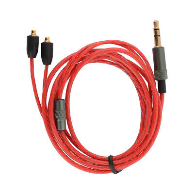 MMCX Replacement Audio Headphones Cable For SHURE SE215 SE315 SE425 UE900 TH973