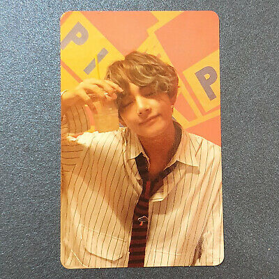 V - Official Photocard BTS Love Yourself Photocard Genuine Kpop