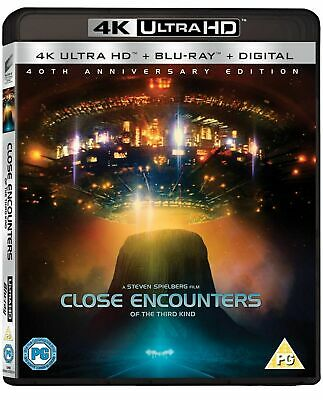 Close Encounters of The Third Kind 40th Anniversary Edition (4K Ultra HD)