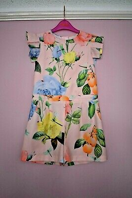 Girls Ted Baker Age 9-10 Years Short Summer Play Suit
