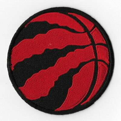 NBA Toronto Raptors Iron on Patches Embroidered Badge Patch Round Applique