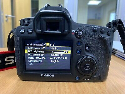 Boxed Canon EOS 6D 20.2MP Digital SLR Camera - Body, rarely used hence sale