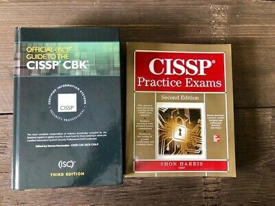 Official (ISC)2 Guide to the CISSP CBK, 3rd Edition + CISSP Practice Exams!